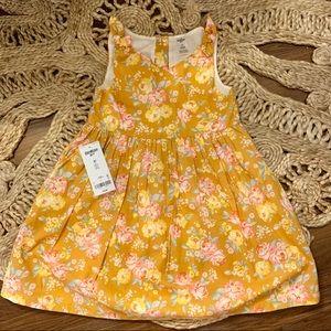 OshKosh B'gosh toddler floral dress 4T